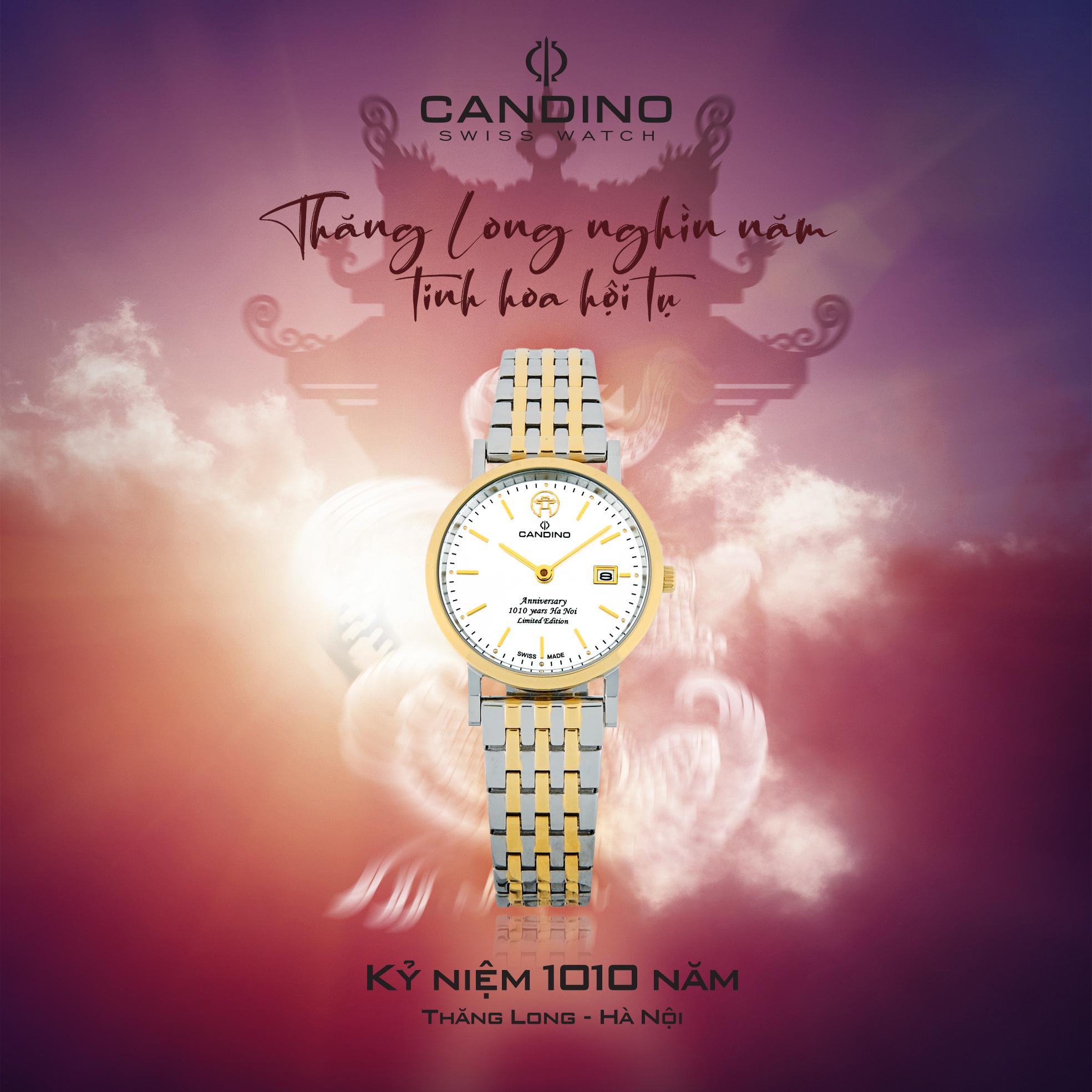 Đồng hồ nữ CANDINO 1010
